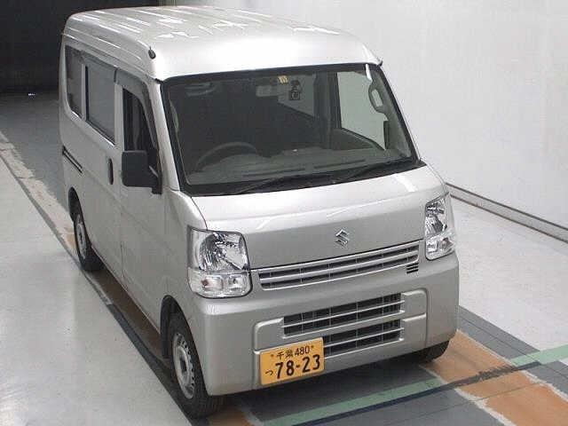 Микровэн Suzuki Every минивэн кузов DA17V модификация PC High roof гв 2018