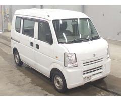 Микровэн Suzuki Every класса минивэн кузов DA64V модификация PA 4WD гв 2012