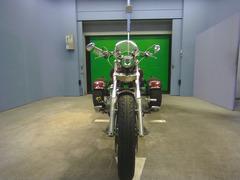 Трайк мотоцикл круизер Yamaha Dragstar 1100 Trike рама VP13J боковые мотосумки гв 2007