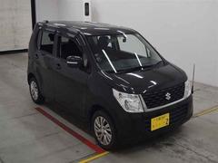 Хэтчбек кей-кар гибрид Suzuki Wagon R кузов MH44S FX Limited гв 2016