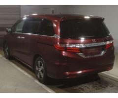 Минивэн 7 мест Honda Odyssey кузов RC1 пятого поколения G EX