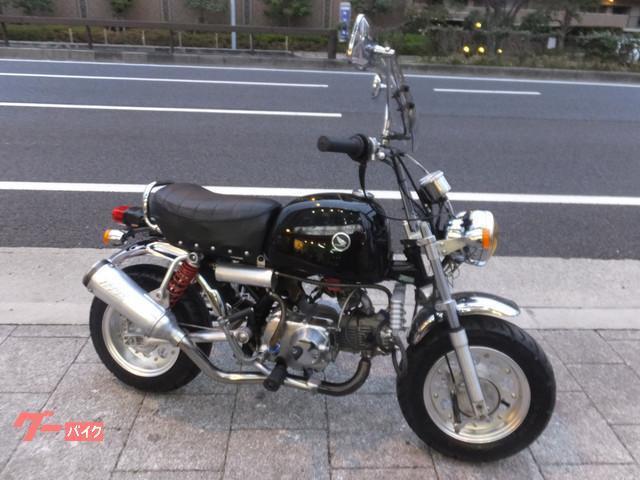 Мопед мокик Honda Monkey Gorilla рама AB27 гв 2000 Minibike тюнинг