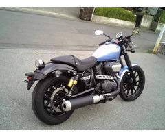 Мотоцикл ретро-круизер Yamaha BOLT 950 C ABS рама VN04J модификация C ABS гв 2015